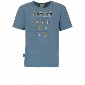 E9 Old School T-Shirt Uomo, dust